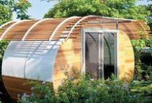 Tiny Houses / Giga-living in Nano Houses / by Sierra Magazine