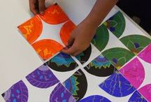 Math and Art / Art projects and activities that combine Math and Art