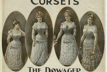 Vintage Corsets / Vintage corsets / by WaistTrainer1