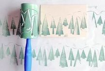 Christmas Crafts for Kids / Christmas Crafts for Kids. Easy to make arts and crafts for Holiday and Christmas. Easy Christmas crafts for kids.