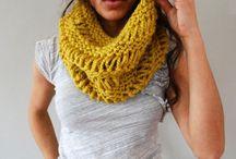 Knit Cowls, Scarves and Shawls / by Susan Dawson