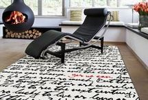 Tapis - Area rug / by Céline Dufresne