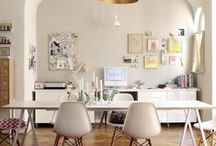 decor + home office