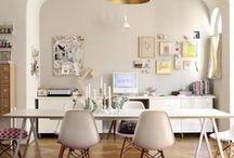 decor + home office