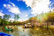Wonderland Waterpark / Think of your favorite childhood swimming hole sprinkled with a whole lot of AWESOME!  / by ACE Adventure Resort