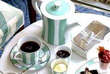 Tea & Coffee time...!