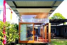 Modular Homes and Offices / Creating housing diversity, increasing population without destroying existing homes and streetscapes