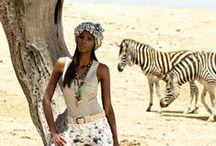 Safari with Georgia
