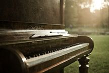 Ivories and Strings / by Janine Corpuz