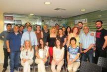 2013-2015 ΣΕΜΙΝΑΡΙΑ ΒΕΛΟΝΙΣΜΟΥ / 23η απονομή Διπλωμάτων Βελονισμού αποφοίτων ιατρών (έτος 2013-15). Η τελετή πραγματοποιήθηκε στο εστιατόριο Piu Verde στις 13 Ιουνίου 2015