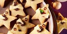 Plätzchen backen / Kreative, leckere Plätzchen-Rezepte für die Adventszeit. Ideen zum Plätzchen Backen mit Kindern + Rezepte. Köstliche Weihnachtsbäckerei.