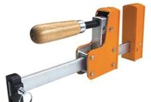 Jorgensen - Pony / Founded in 1903, the Jorgensen, Pony and Adjustable trade names are well known and highly regarded not only for its traditional clamps and clamping accessories...but also for our innovative lines of bench vises, and miter boxes and miter saws. The Adjustable Clamp Company prides itself on manufacturing tools of the best quality and greatest value.