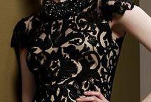 Lace , so elegant !