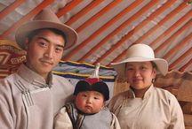 PEOPLE • Mongolia