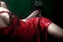 SENSUAL • Girl @ Red