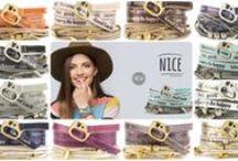 We Positive  #must-have Fashion-Accessories / Neue «must-have» Accessoires - bunt und voll im Trend - der besondere Pepp für den besonderen Style!