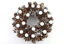Świąteczne dekoracje / Dekoracje na boże narodzenie