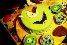 Cakes / My creations, birthday cakes