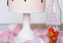 [taart & cake] / De lekkerste en mooiste taarten en cakes.