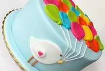 Geburtstagskuchen - Happy Birthday Cakes / Leckere Kuchen zum Geburstag!