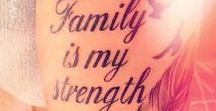 Tattoos / Die schönsten Tattoos Ideen, um euer Baby und Kind zu ehren.