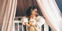 Gemütliche Kinderbettchen / Schöne Ideen für gemütliche Kinderbetten. DIY Kinderbetten, kreative Ideen für Kinderbetten zum Selberbauen. Kinderbetten für Mädchen und Jungen.