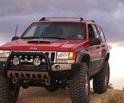 Jeep ZJ Stuff