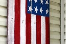 Patriotism / by Barbara Holmes