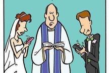 Wedding Humor! / The humor in weddings and relationships!