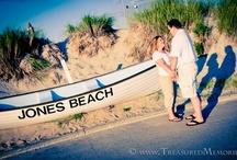 Jones Beach! / Engagement Sessions at Jones Beach NY!