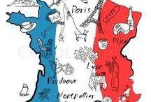 'Ma Douce France' / by Patty