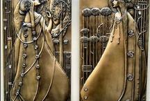 Art Deco, Art Nouveau & Arts and Crafts / by Lynn