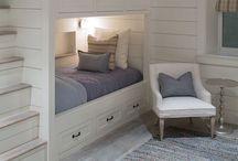 Bedrooms & Guestrooms