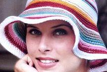 crochet hats / by Tammy Clark