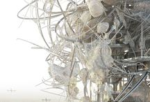 Architecture Student Inspiration / Models, imagery, presentations for budding architects