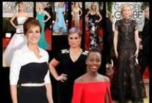 Red Carpet Affairs / I have great fondness and respect for those who dare walk the Red Carpet.  When they do, they open themselves up to worldwide scrutiny.  Here are some do's and dont's....