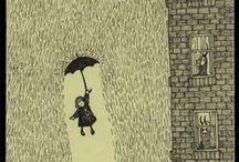 illustrations / by Jerusha Isaac