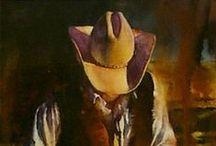 Cowboys / My western heroes / by John Schultz