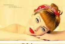 MakeUp  Pin Up