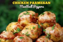 A Medley of Meatballs / Meatball recipes from all over!