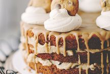 A Cacophony of Cakes  / Cakes that will impress