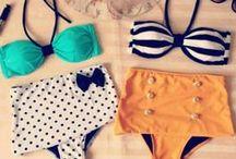 Bikinis - trajes de baño