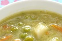Food Ideas - Soups, Stews  & Sauces / by Stephanie Forbes
