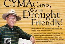 CYMA Cares / CYMA is a California orchid grower who is doing their part to conserve water, energy, and lower their carbon foot print.
