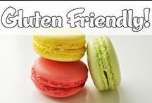 Gluten Free Food / Recipes, treats and super-delicious finds for those of us who dare not eat gluten!