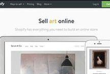 Selling Art and Crafts Online : Marketing Tips / Useful articles on how to successfully market art and craft products online using social media. Pinterest, Instagram, Facebook, Twitter. Articles on Amazon selling.