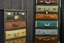 Чемоданы / Обновление чемоданов
