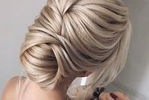 Hairstyles / Hair - your crown on your head. Let's learn how to create amazing, festive or bridal, or everyday hairstyles.  +++ hair styles, hair cuts, hairstyles for long hair, top prom hairstyles