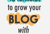 Blogger resources / Best and helpful resources for bloggers! +++ social media marketing, blogging, handmade business, small business, entrepreneur, Instagram tips, Pinterest tips, affiliate marketing, handmade blog