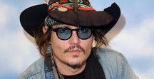 Aktorzy Johnny Depp & Company